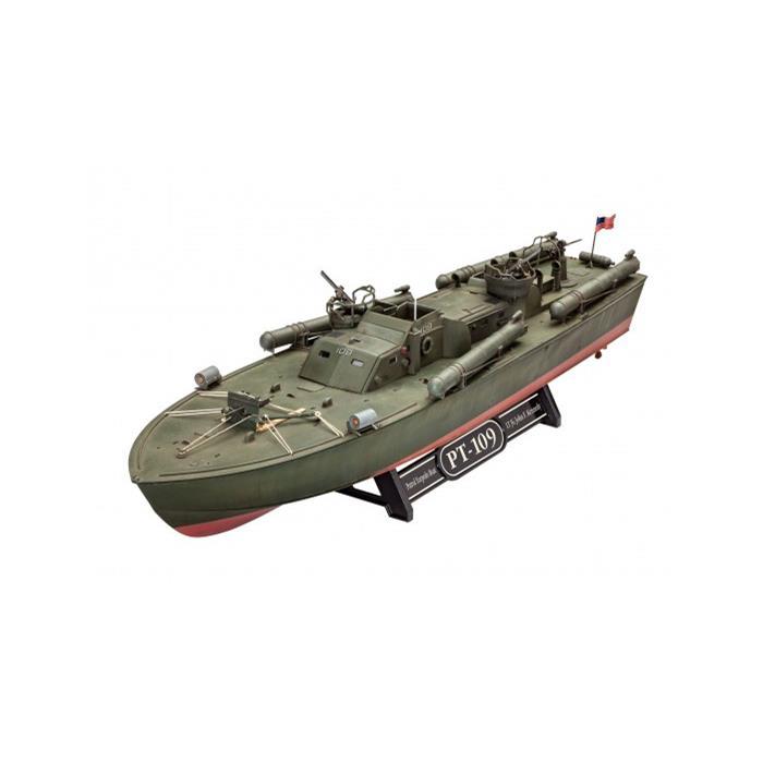 Revell Model Set Torpedo Boat