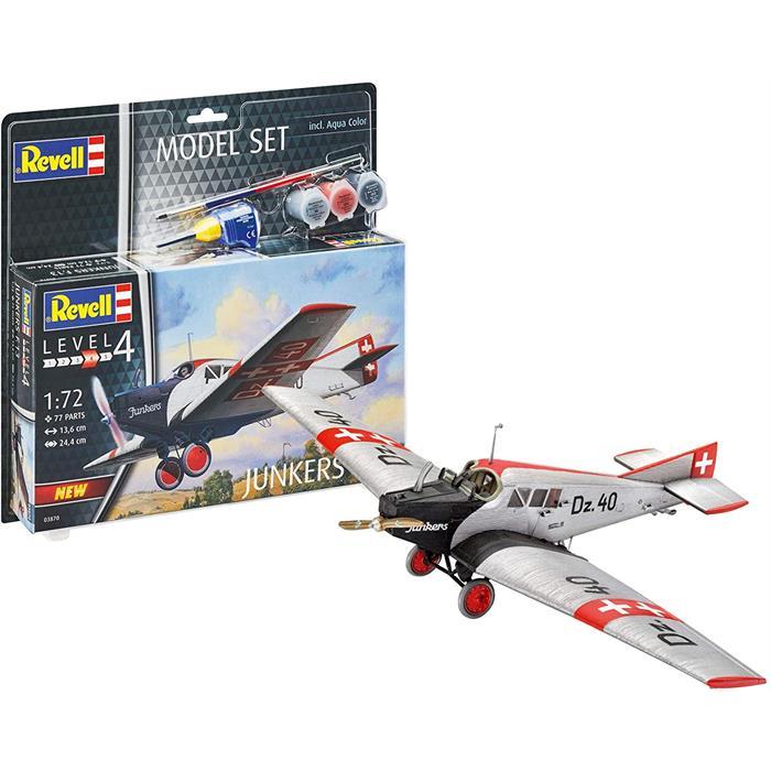 Revell Model Set Junkers F13