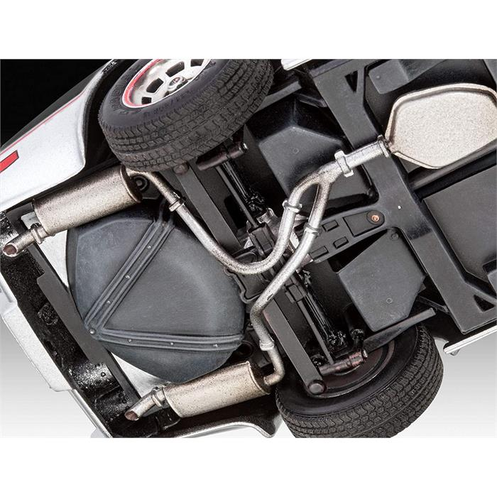 Revell Model Set Corvette Indy