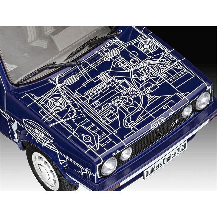 Revell Model Set VW Golf Gti