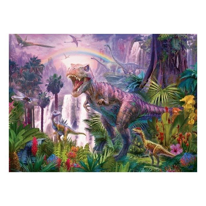 Ravensburger 200 Parçalı Puzzle Dinozorlar 128921