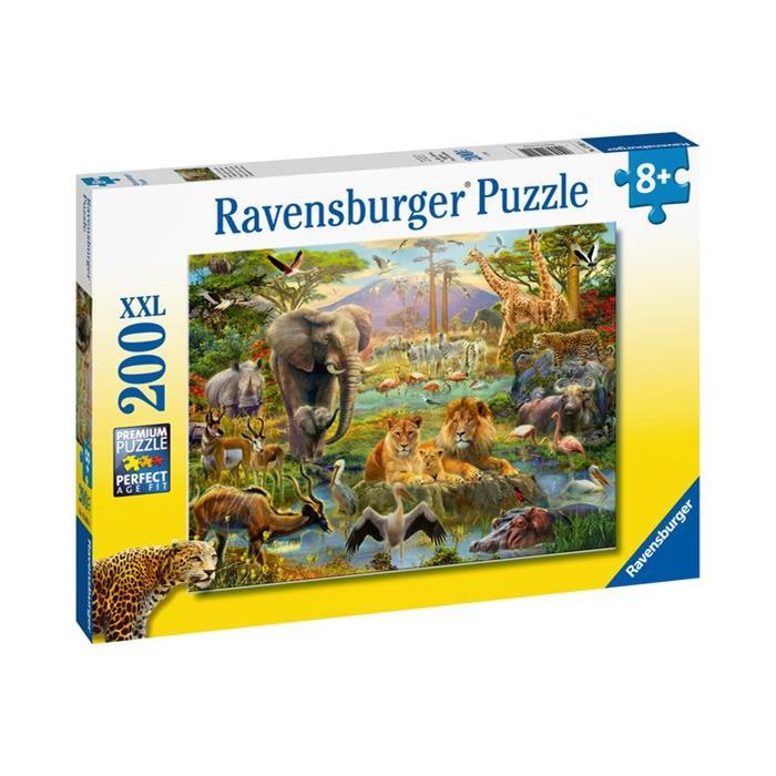 Ravensburger 200 Parçalı Puzzle Savanna 128914
