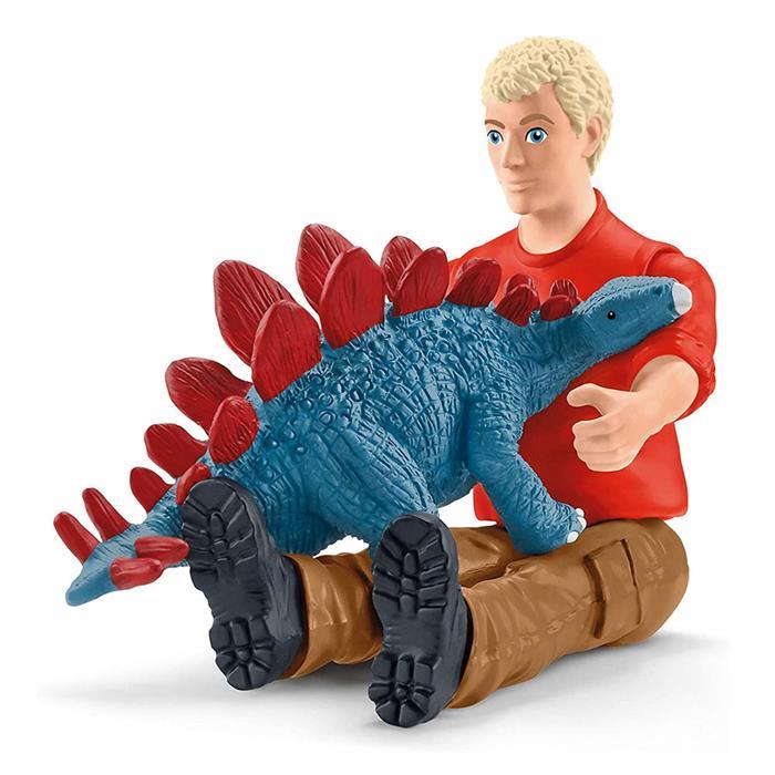 Schleich 41465 Tyrannosaurus Saldırısı