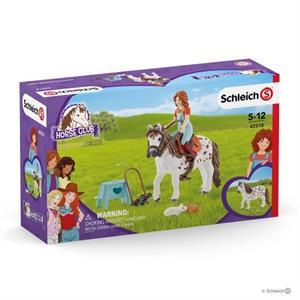 Schleich 42518 Mia ve Spotty