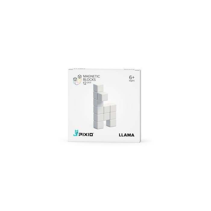 PIXIO White Llama