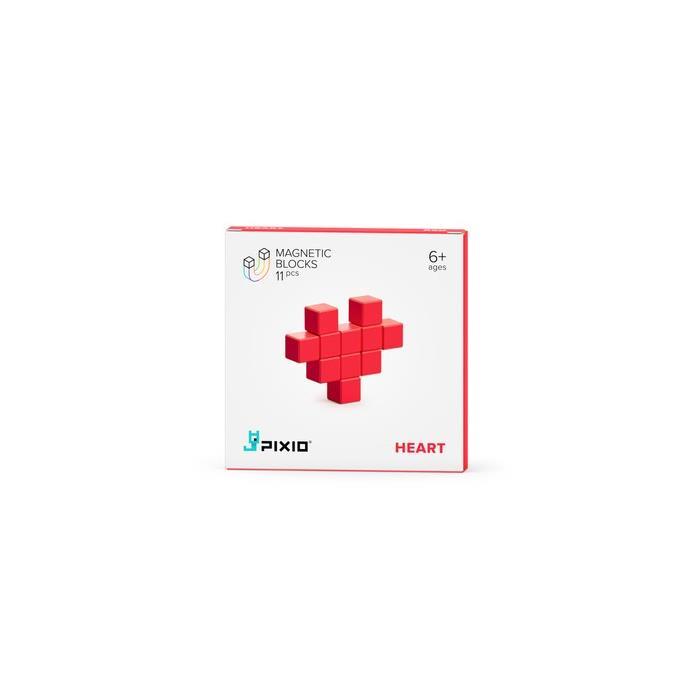 PIXIO Red Heart