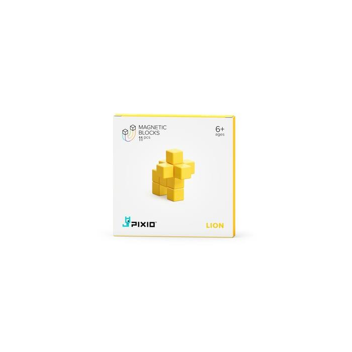 PIXIO Yellow Lion