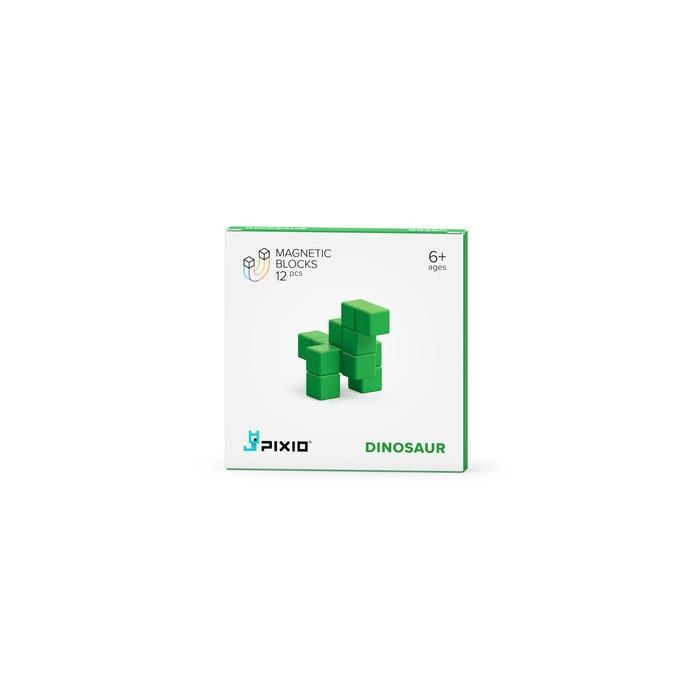 PIXIO Green Dinosaur