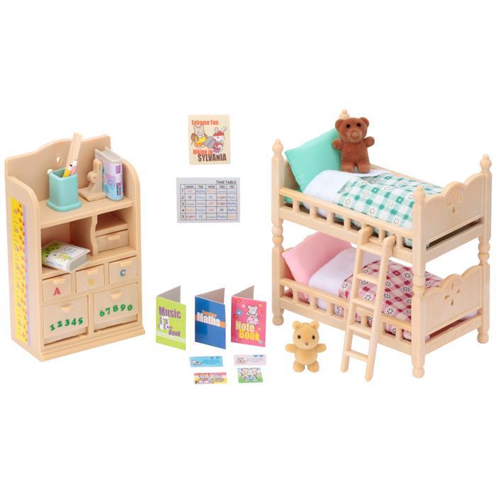 Sylvanian Families Çocuk Yatak Odası 4254