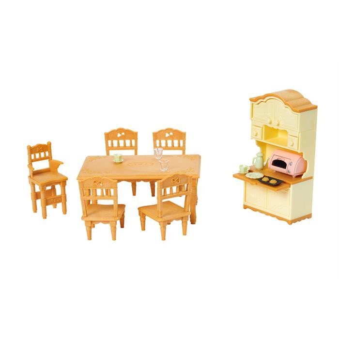 Sylvanian Families Yemek Odası Seti 5340