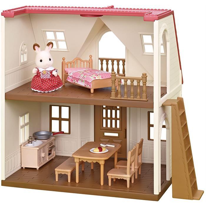 Sylvanian Families Kırmızı Çatılı Başlangıç Evi 5303