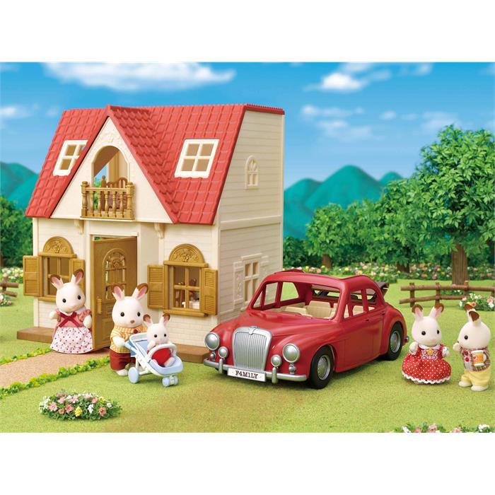 Sylvanian Families Aile Arabası 5448