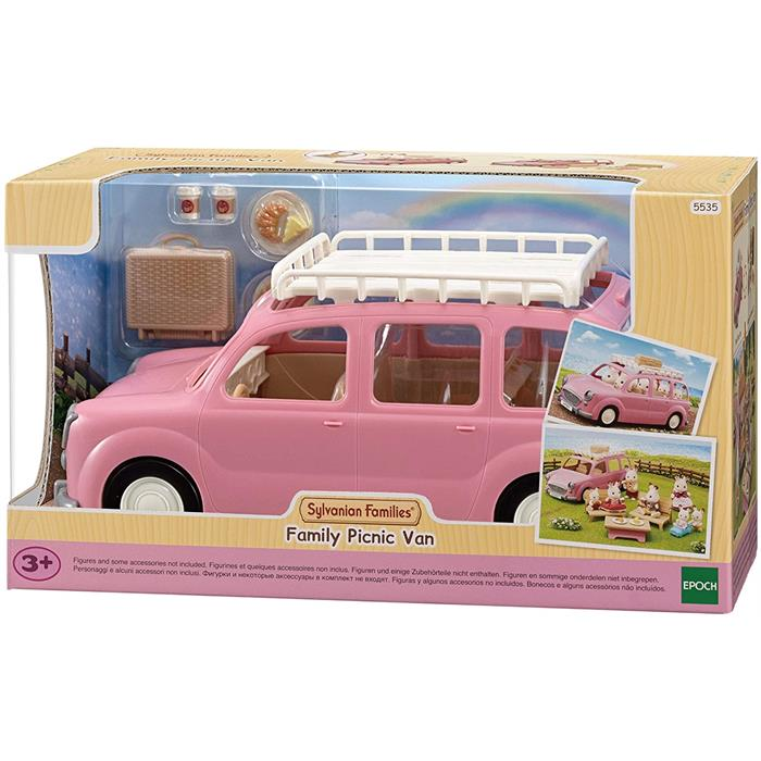 Sylvanian Families Aile Piknik Arabası 5535