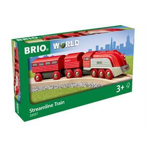 BRIO Kırmızı Buharlı Tren