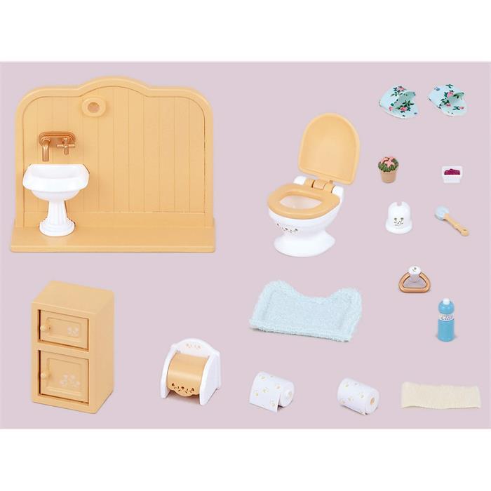 Sylvanian Families Tuvalet Seti 5020