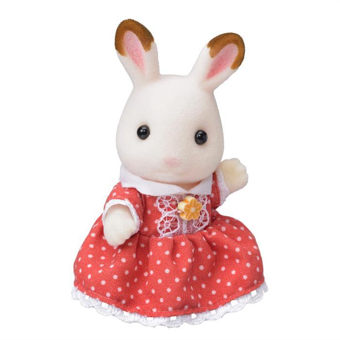 Sylvanian Families Çikolata Kulaklı Tavşan Kız 5250
