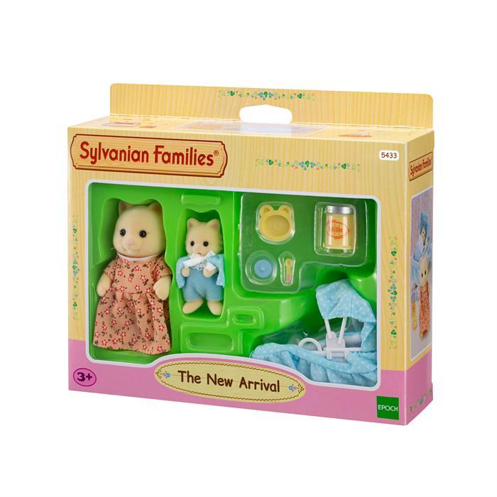 Sylvanian Families Yeni Doğan Seti 5433