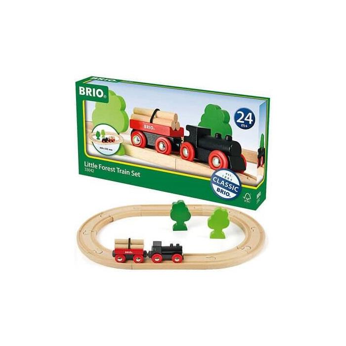 BRIO Küçük Orman Tren Seti 33042