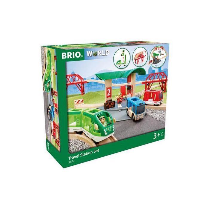 BRIO Travel Station Set 33627
