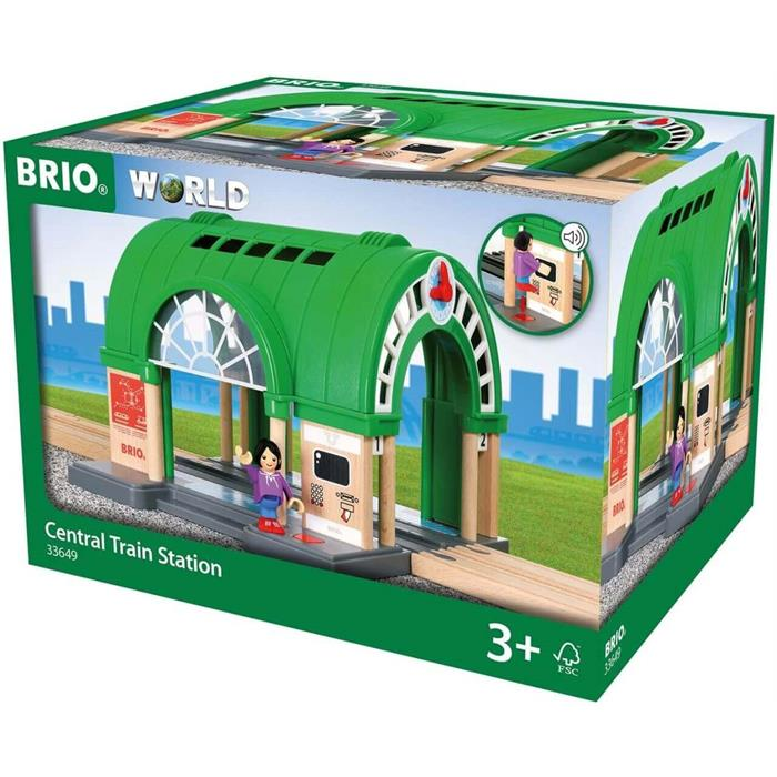 BRIO Merkez İstasyonu 33649