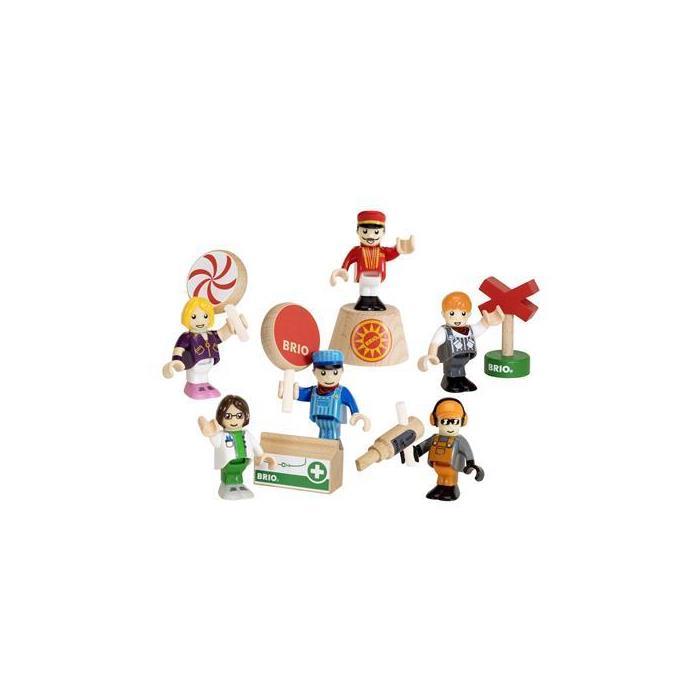 BRIO Mini Figure Series 1 33829