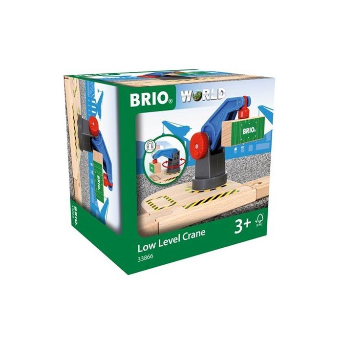 BRIO Alçak Vinç 33866