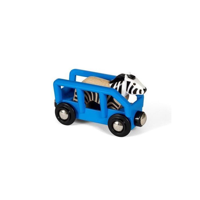 BRIO Zebra ve Vagon 33967