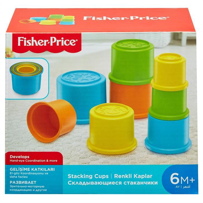 Fisher Price Renkli Kaplar GYM46