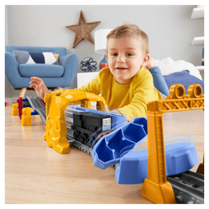 Thomas and Friends Diesel Tünel Macerası Oyun Seti (Sür-Bırak Trenli)