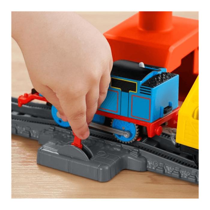 Thomas and Friends Thomas Kargo Macerası (Motorlu Trenli)