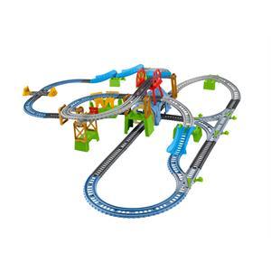 Thomas and Friends TrackMaster Percy Büyük Macera Oyun Seti (Motorlu Trenli)
