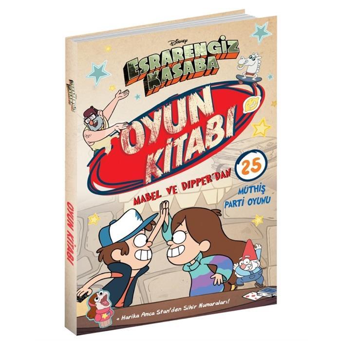 Esrarengiz Kasaba - Oyun Kitabı