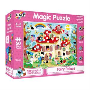 Galt Magic Puzzle - Fairy Place 50 Parça