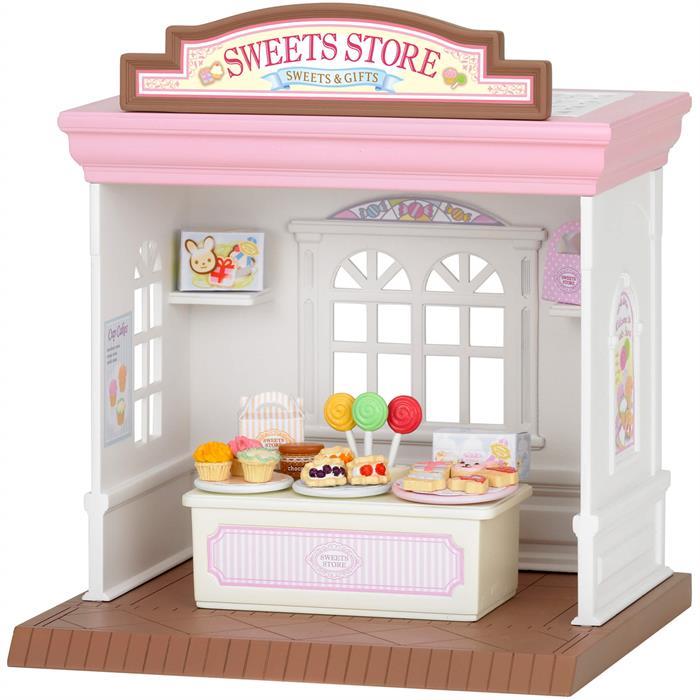 Sylvanian Families Şeker Dükkanı 5051