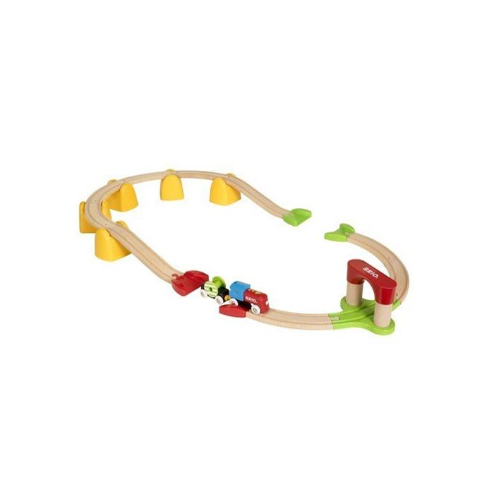 BRIO Pilli İlk Tren Setim 33710