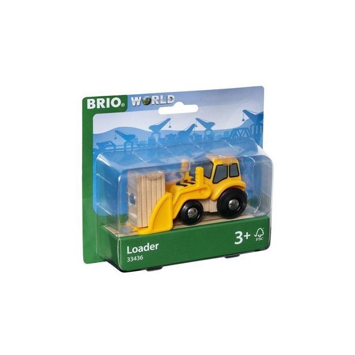 BRIO Yükleyici 33436