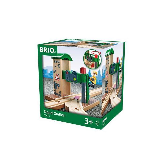 BRIO Sinyal İstasyonu 33674