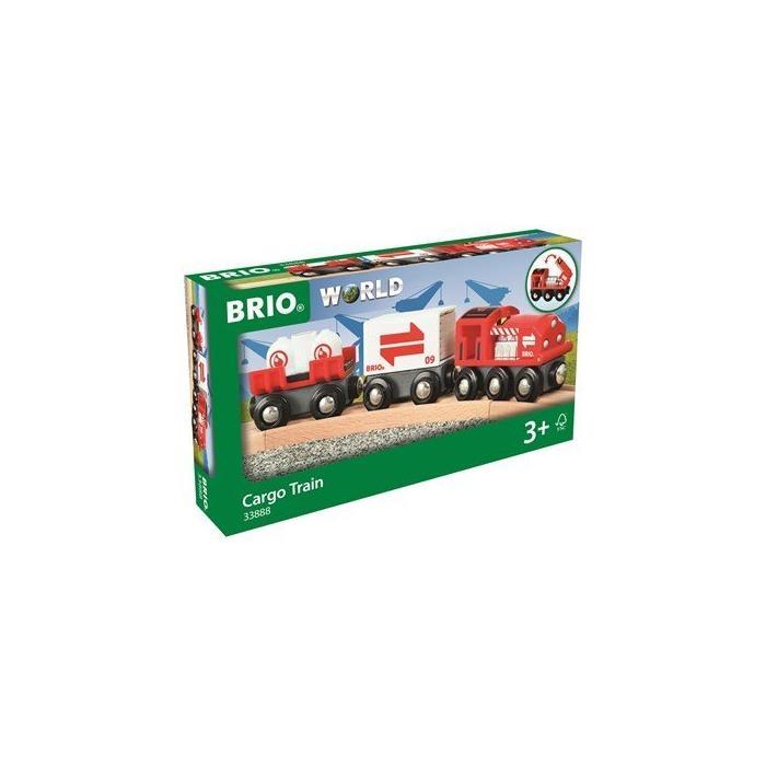 BRIO Kargo Treni 33888