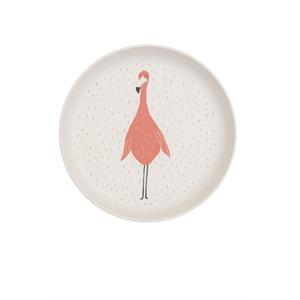 Trixie Bambu Mama Tabağı - Mrs.Flamingo