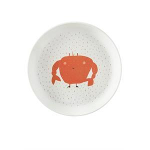 Trixie Bambu Mama Tabağı - Mrs.Crab