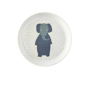 Trixie Bambu Mama Tabağı - Mrs.Elephant