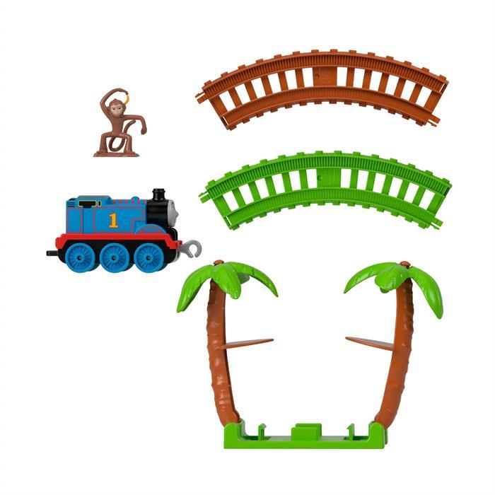Thomas and Friends Thomas Afrika'da Oyun Seti (Sür-Bırak Trenli)