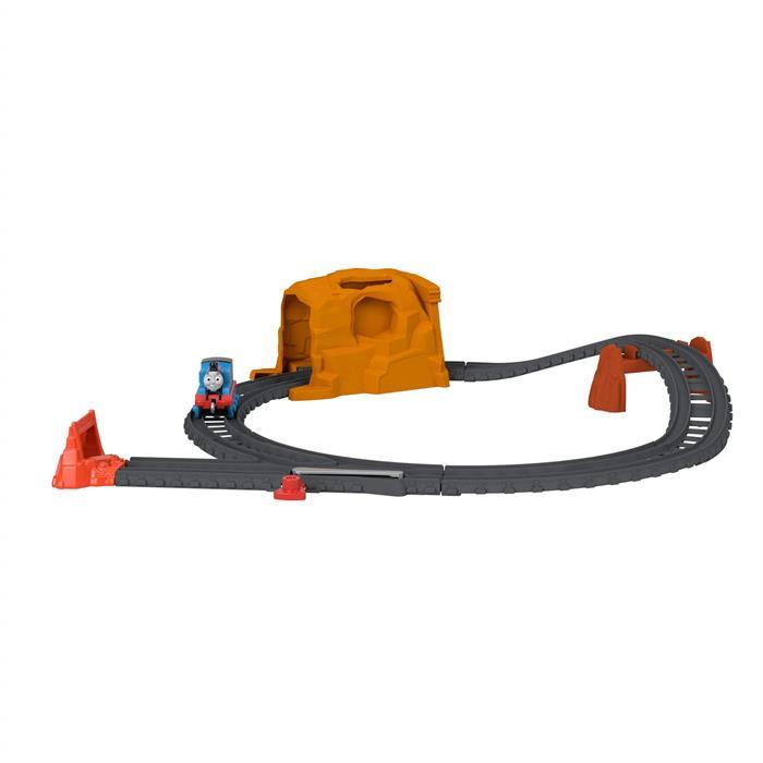 Thomas and Friends Tünel Gezisi (Sür-Bırak Trenli)