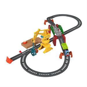 Thomas and Friends Carly'nin Geçidi Oyun Seti (Sür-Bırak Trenli)