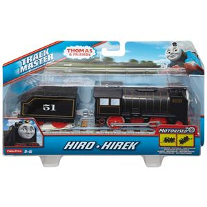 Thomas and Friends TrackMaster Motorlu Büyük Tren - Hiro BMK89