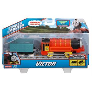 Thomas and Friends TrackMaster Motorlu Büyük Tren - Victor BMK90