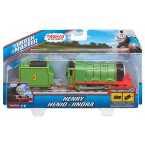 Thomas and Friends TrackMaster Motorlu Büyük Tren - Henry BML10