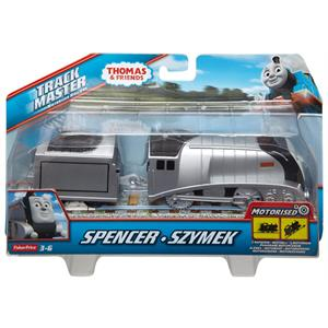 Thomas and Friends TrackMaster Motorlu Büyük Tren - Spencer CBY00