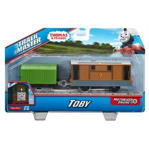 Thomas and Friends TrackMaster Motorlu Büyük Tren - Toby CDB70