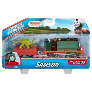 Thomas and Friends TrackMaster Motorlu Büyük Tren - Samson DFM80
